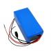 Аккумулятор для электровелосипеда литий ион 36в 9.6Ач LG