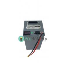 Аккумуляторная батарея для автономных систем питания LiFePO4 12V 80Ah 100А