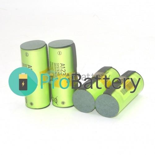 Аккумулятор LiFePO4 А123 ANR26650M1B 3.2V 2.5Ah с никелем в интернет-магазине ProBattery.com.ua