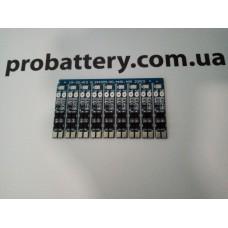 BMS 7.4V Li-ion 2S 8A/16А
