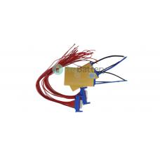 Плата защиты BMS Li-Ion 13s 48v 25A