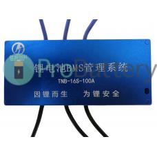 Плата защиты BMS 16-48В LiFePO4 5-16S 100A