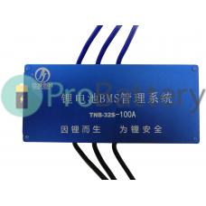 Плата защиты BMS 67-102В LiFePO4 21-32S 100A