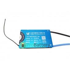 Плата защиты BMS 48V LiFePO4 16S 30A bal/термодатчик YIT
