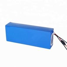 Аккумулятор для электровелосипеда литий ион 48в 9.6Ач LG