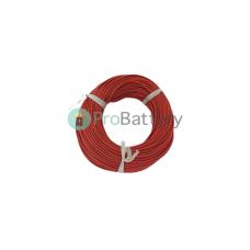 Провод силиконовый 14 AWG красный 1м