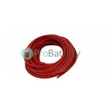 Провод силиконовый 8 AWG красный 1м